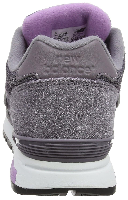 New Violett Balance Damen Wl565 Laufschuhe Violett New (Lilac) 8e3448