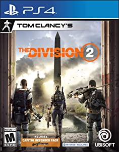 Tom Clancy's The Division 2 - PS4 [Digital Code]