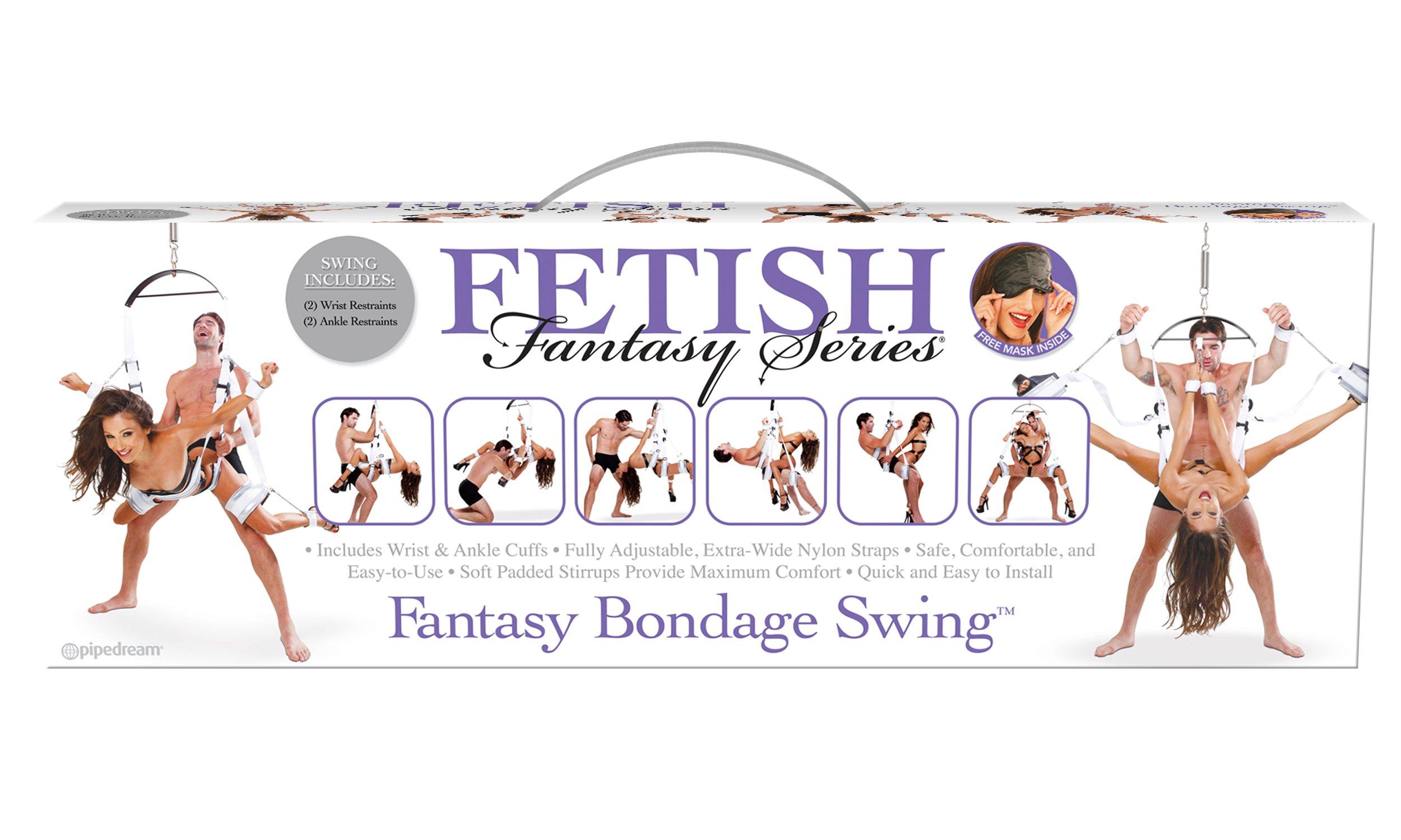 bondage fetish pvc