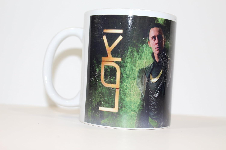Legends of Loki Mug