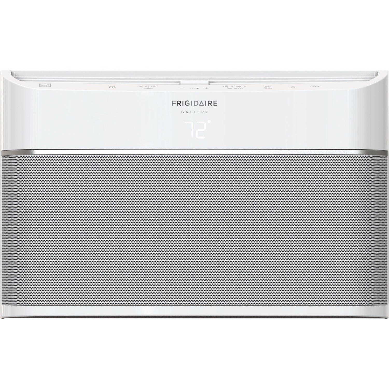 Frigidaire 12000 BTU Cool Connect Smart Window Air Conditioner w/WiFi Control, 12,000, White