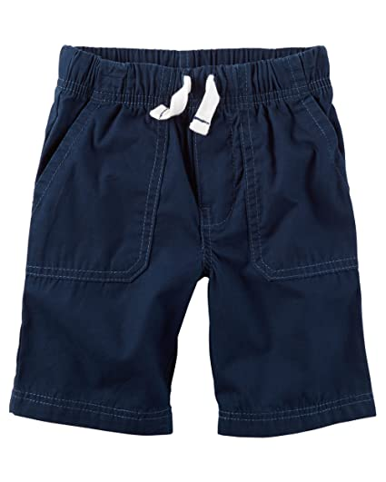 f305048d1 Amazon.com  Carter s Baby Boys Shorts - Navy  Clothing