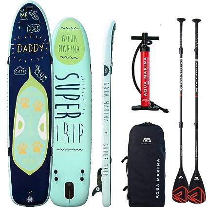 Aqua Marina Super Trip Mega Sup Modelo 2018 Stand Up Paddle ...