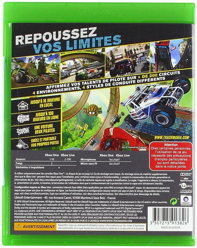 Trackmania Turbo [Importación Francesa]: xbox one: Amazon.es: Videojuegos