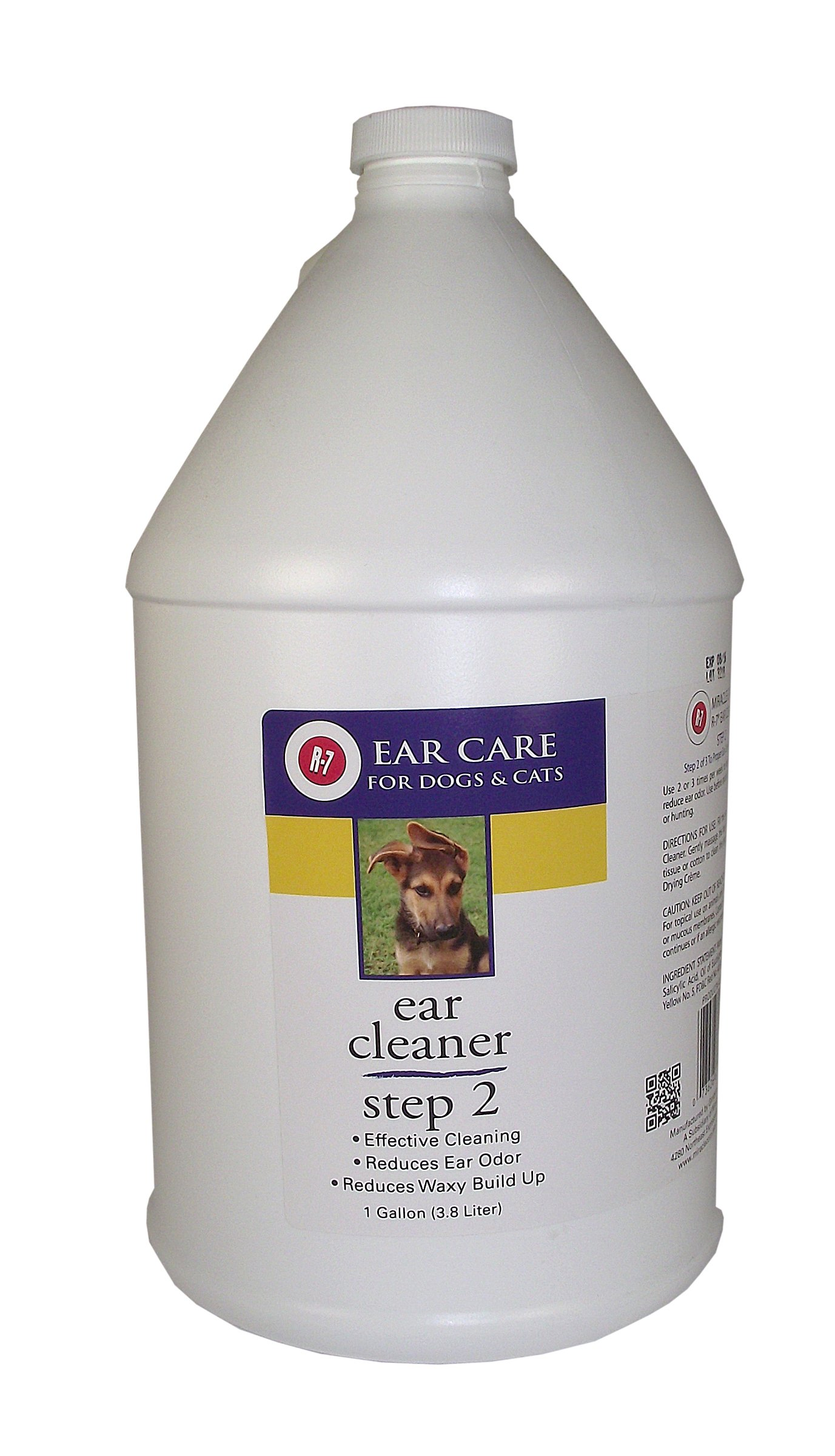 Miracle Care Ear Cleaner, Step 2, 1 Gallon