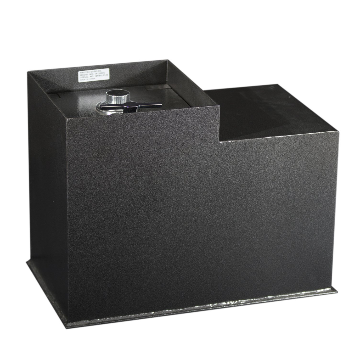 Protex IF-3000C Floor Safe, XL, Gray