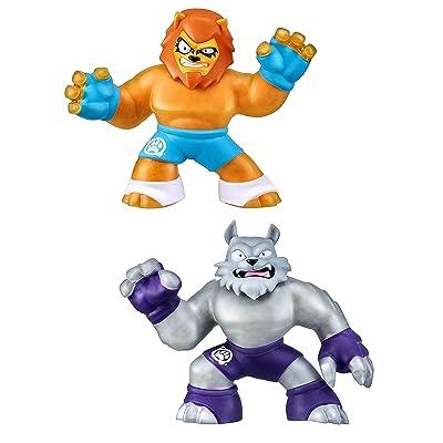 Heroes of Goo Jit Zu Pack - Sahario - Wolfpain: Toys & Games