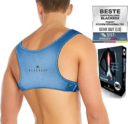 Back Haltungskorrektur Geradehalter Rückenstütze Schulter Rücken Haltungstrainer