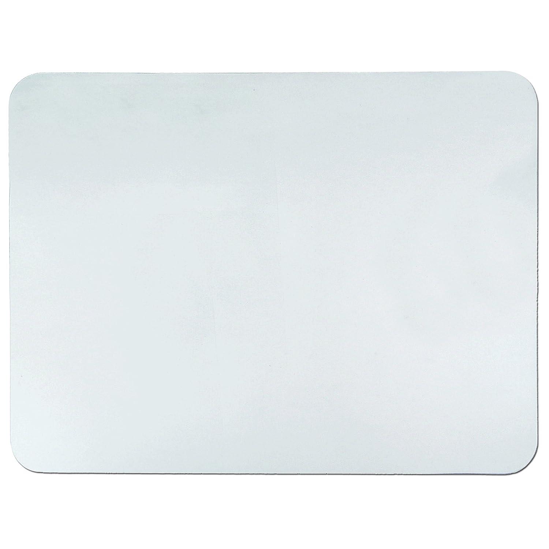Artistic 19 x 24 Krystal View Clear Antimicrobial Desk Pad Organizer with Microban, Clear 60-4-0M