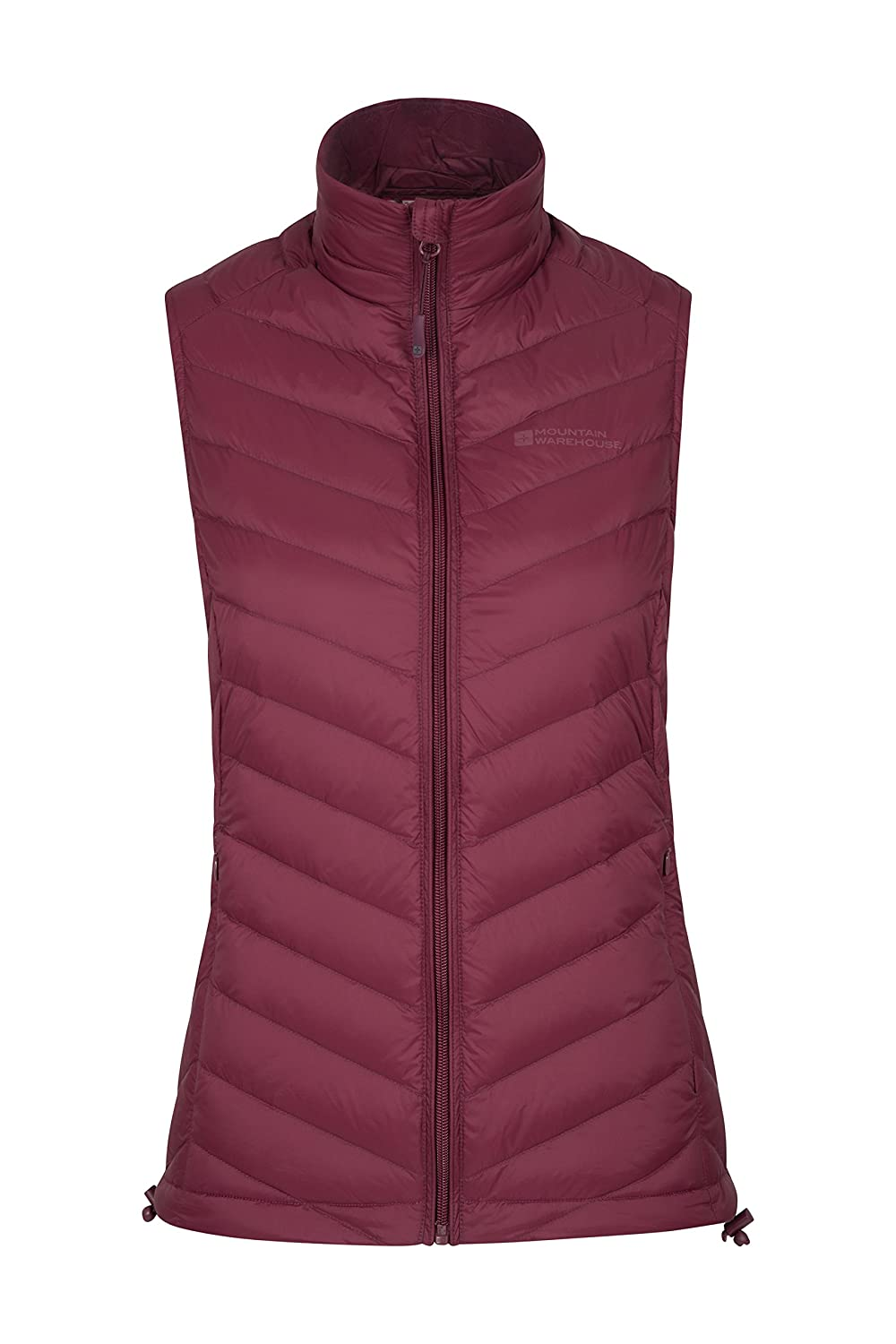 Mountain Warehouse Featherweight Womens Down Gilet -Ladies Gilet Vest