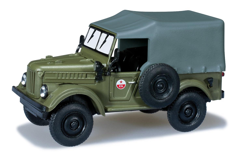 Herpa 700580 - GAZ 69 Militär Kraftfahrzeug - CA