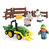 John Deere 1st Farming Fun, Load-Up Playset