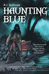 Haunting Blue (The Adventures of Blue Shaefer Book 1) Kindle Edition