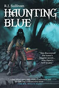 Haunting Blue (The Adventures of Blue Shaefer Book 1)