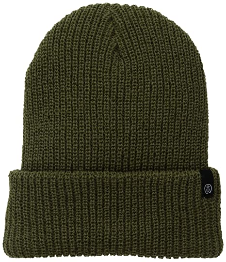 ee724ac0c Captain Fin Co.. Men's Captain Beanie, Army, One Size: Amazon.in ...