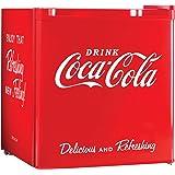 コカ・コーラ Coca-Cola 冷蔵庫 小型 48L ワンドア ペルチェ方式 1ドア 右開き【並行輸入品】
