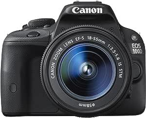Canon EOS 100D - Cámara réflex Digital de 18.0 MP (Pantalla 3.0 ...