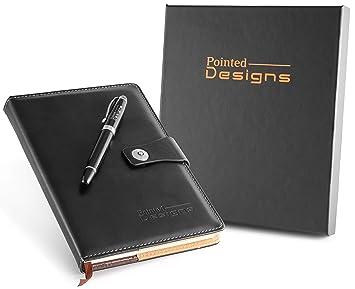 Amazon.com: Set de regalo para diario y bolígrafo, por ...