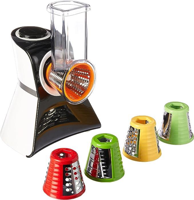 Amazon.com: Cocineros Club EE. UU. vc02bk Maker Procesador ...
