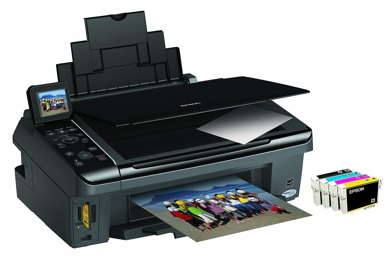 Epson Stylus SX410 - Impresora multifunción de Tinta Color ...