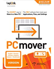 Laplink PCmover Professional 11 with High-Speed Cable (1 Use) - The easiest way to move to a new PC!