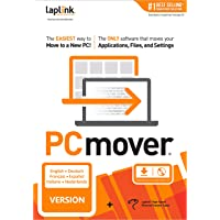 Laplink PCmover Professional 11 | Inclusief optionele Ethernet-kabel | 1 Gebruik