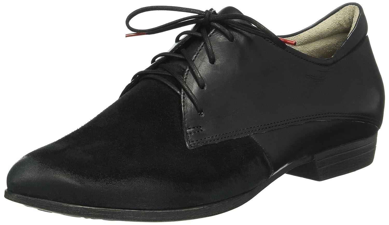 Eu 5 À Lacets Femme Amazon Noir Bussi 09 Think Chaussures 38 8FAqzxxwn