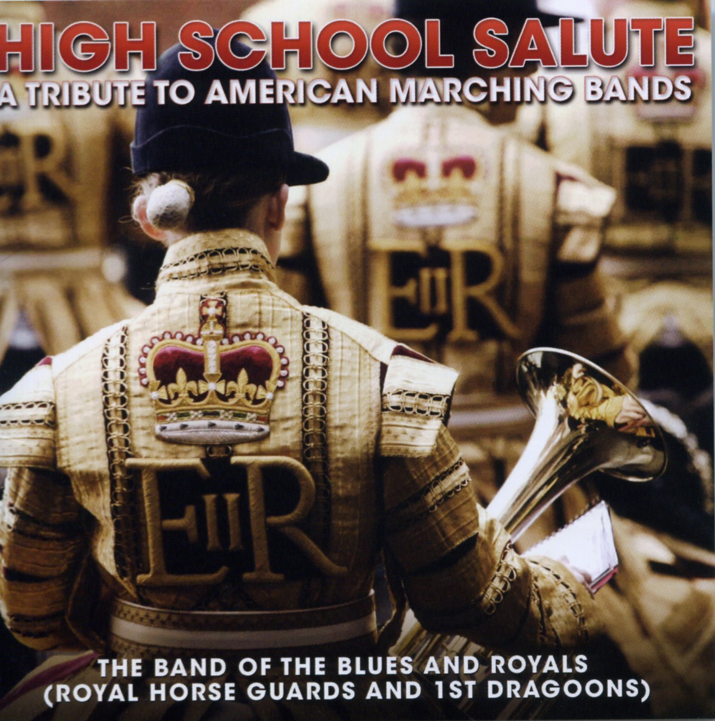 Super sale period limited High School Branded goods Salute - A Bands American Tribute to Marching