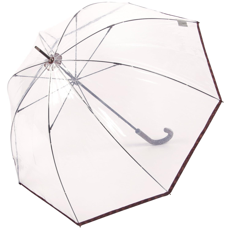 Knirps Long AC Nimbus Schirm Regenschirm Stockschirm Schwarz Neu