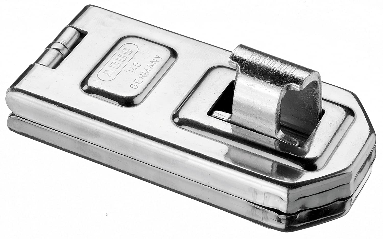 ABUS 140 120 All Weather Stainless Steel Hasp 4 3 4
