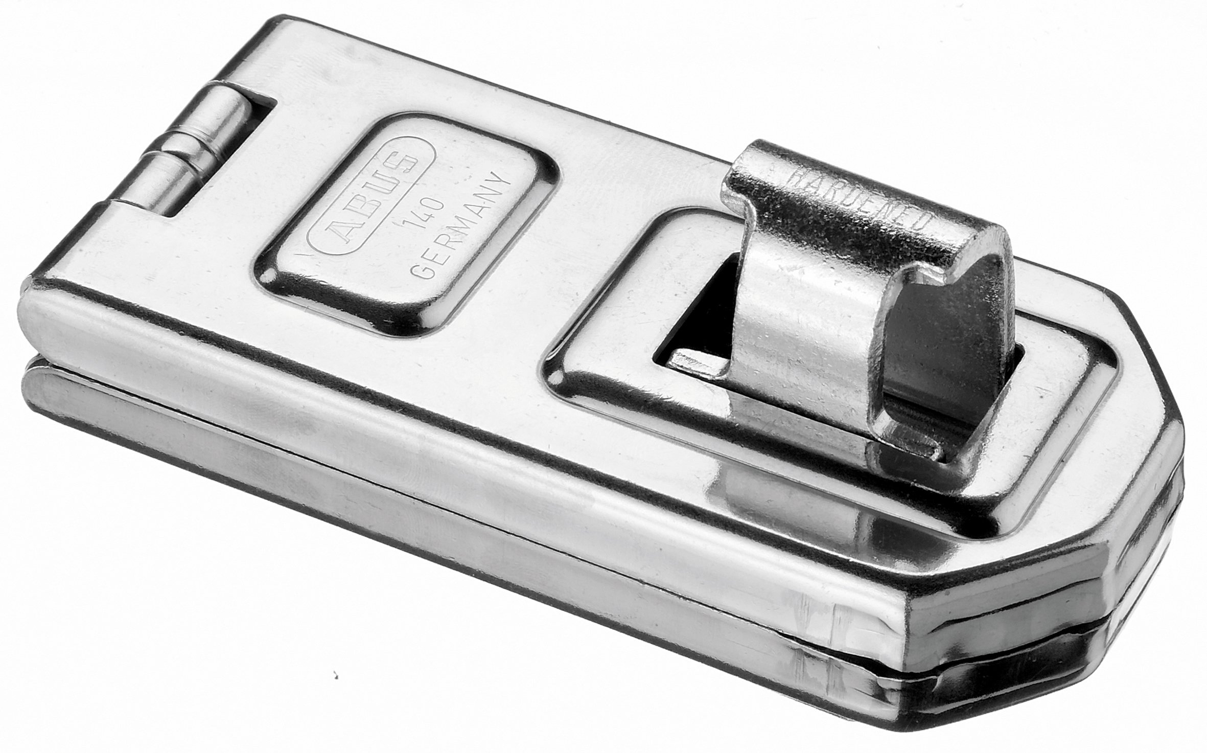 ABUS 140/120 All Weather Stainless Steel Hasp (4-3/4'')