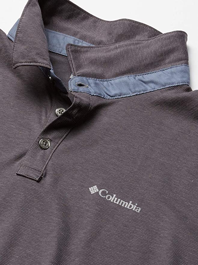 UV Sun Protection Breathable Homme Columbia Thistletown Park Polo
