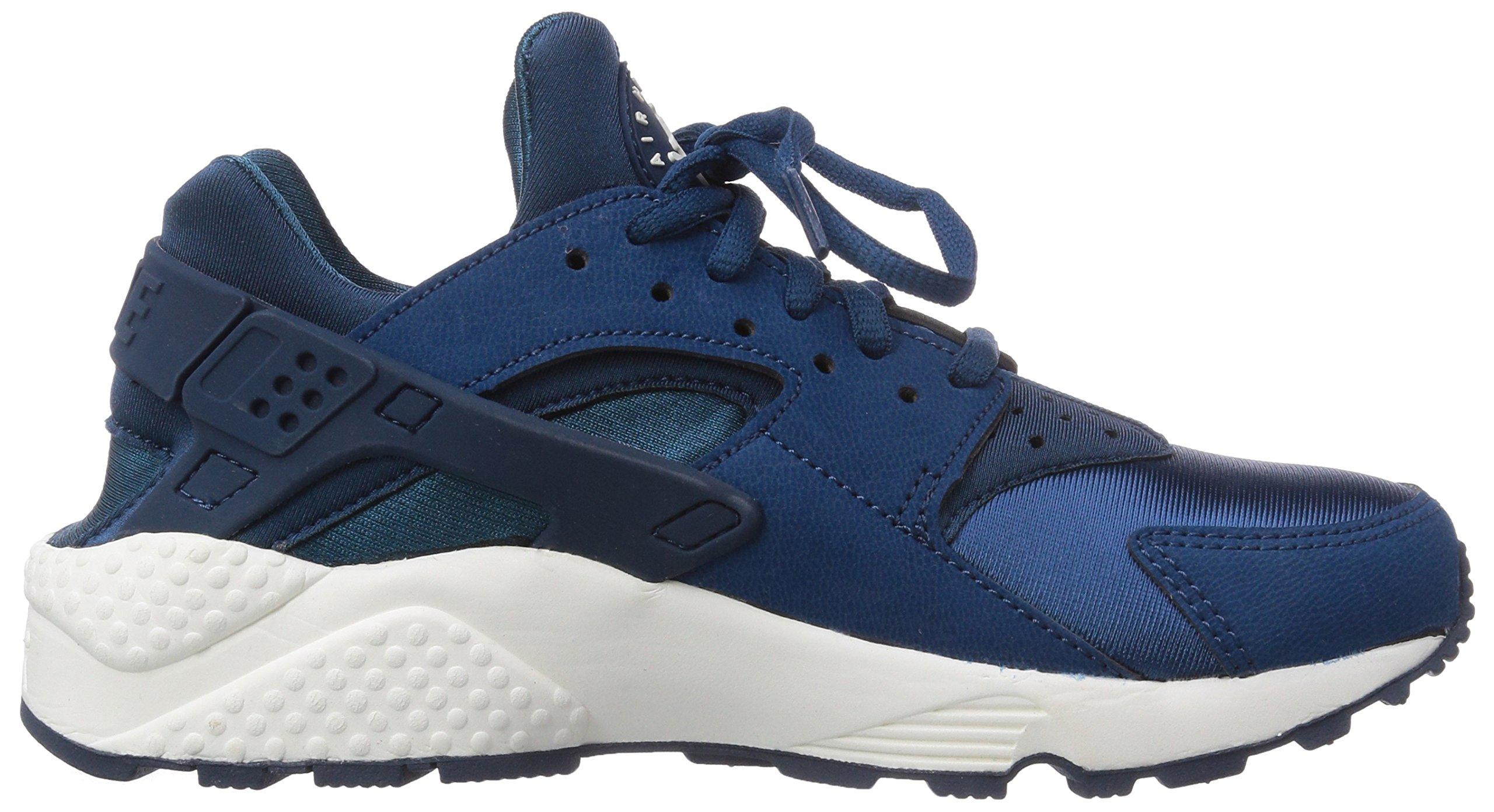 nike womens air huarache trainers 634835 sneakers shoes (UK 3 us 5.5 EU 36, blue force blue force sail 400) by NIKE (Image #6)