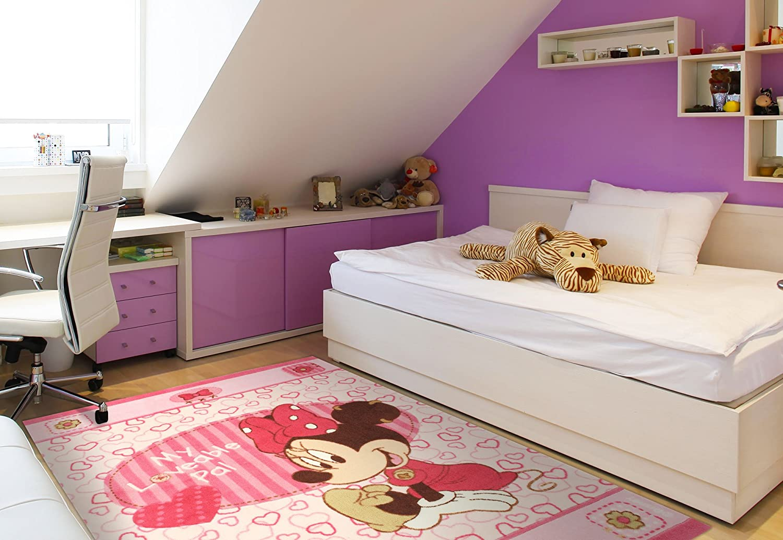 TD-11102-Kinder Teppich Original der Marke DISNEY 150x100 CM (Galleria Farah1970)