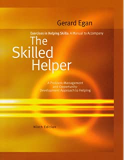 egan 2007 the skilled helper reference