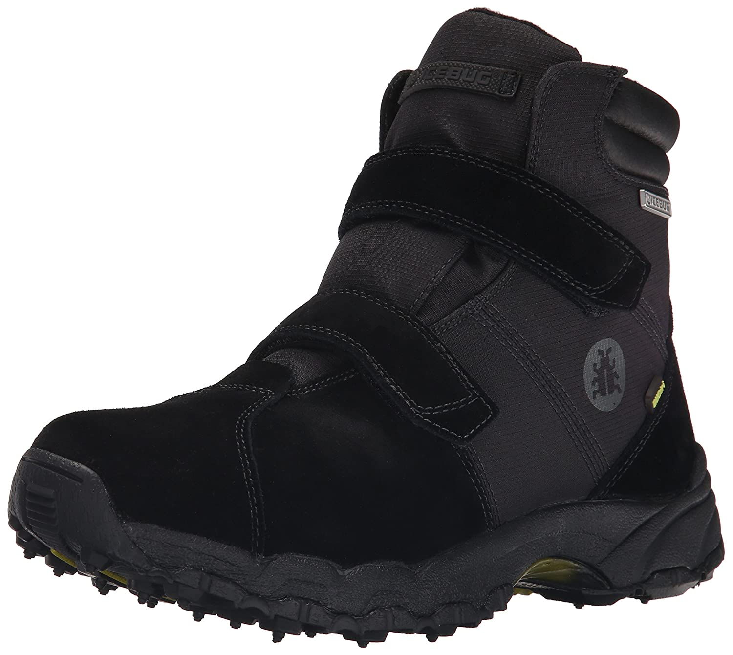 Women's Ryum2 BUGrip Studded Traction Winter Boot with Velcro Closure