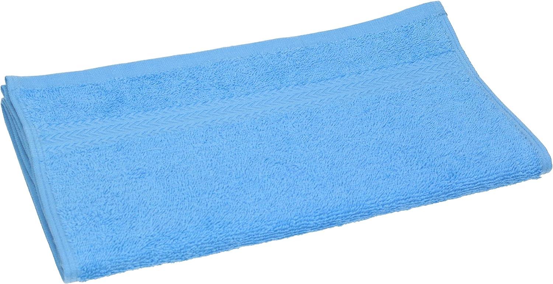 Betz 10 St/ück Seift/ücher Premium 100/% Baumwolle Seiflappen Set 30x30 cm Farbe hellblau und Altrosa