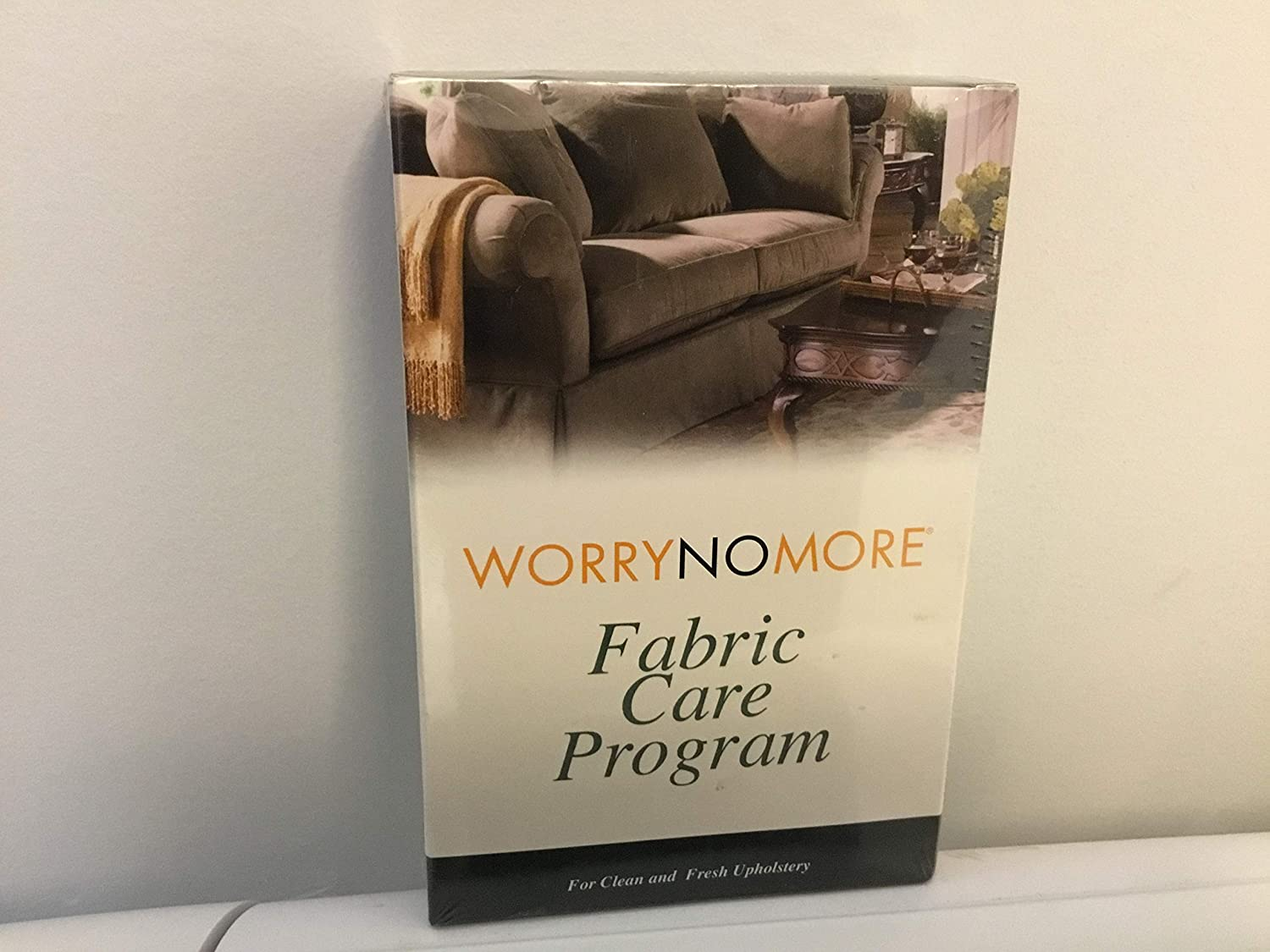 WORRYNOMORE Fabric Care Program fabric cleaner fabric fresh applicator