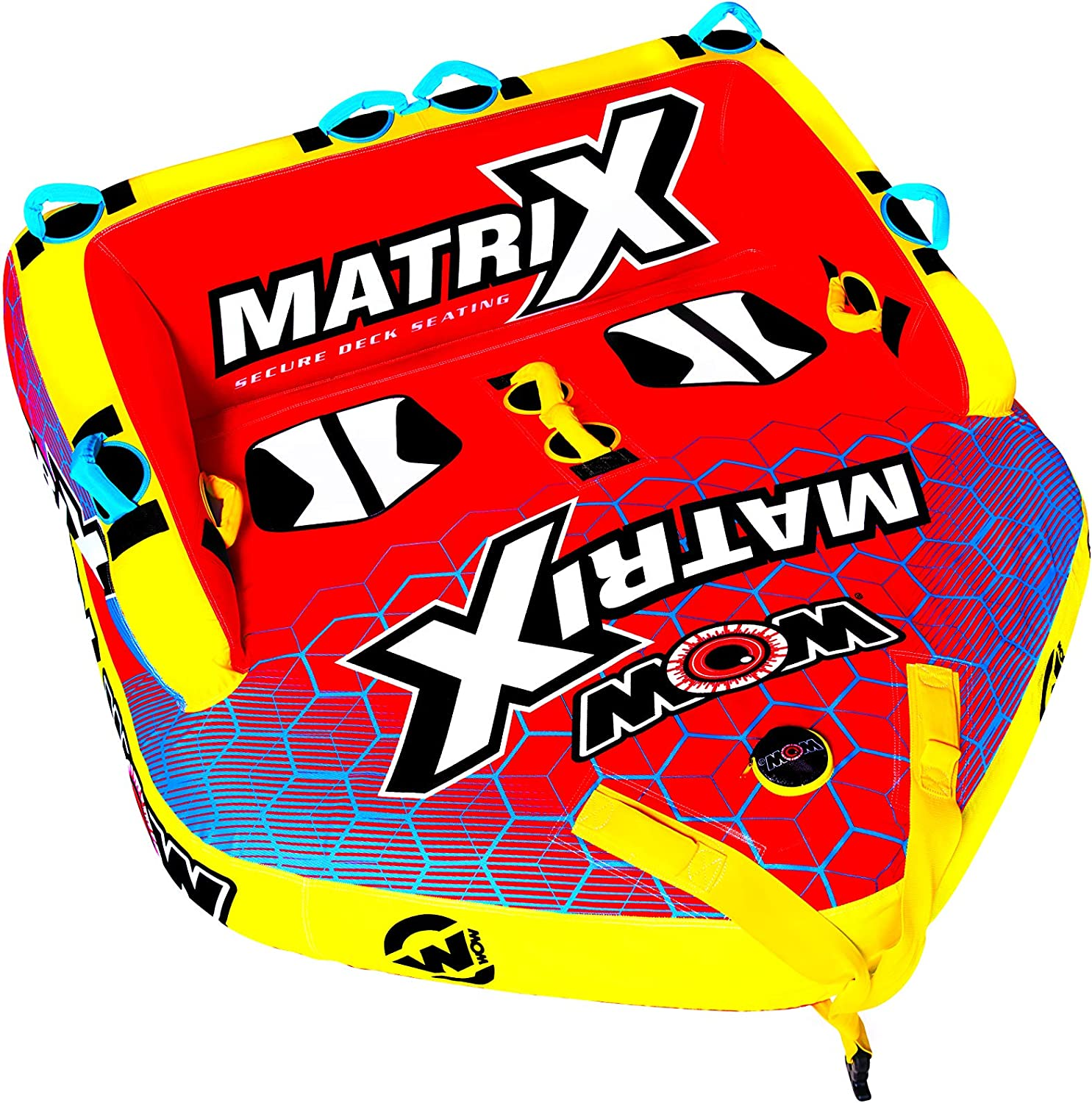 WOW Watersports 20-1060 Towable Matrix 1-4 Person
