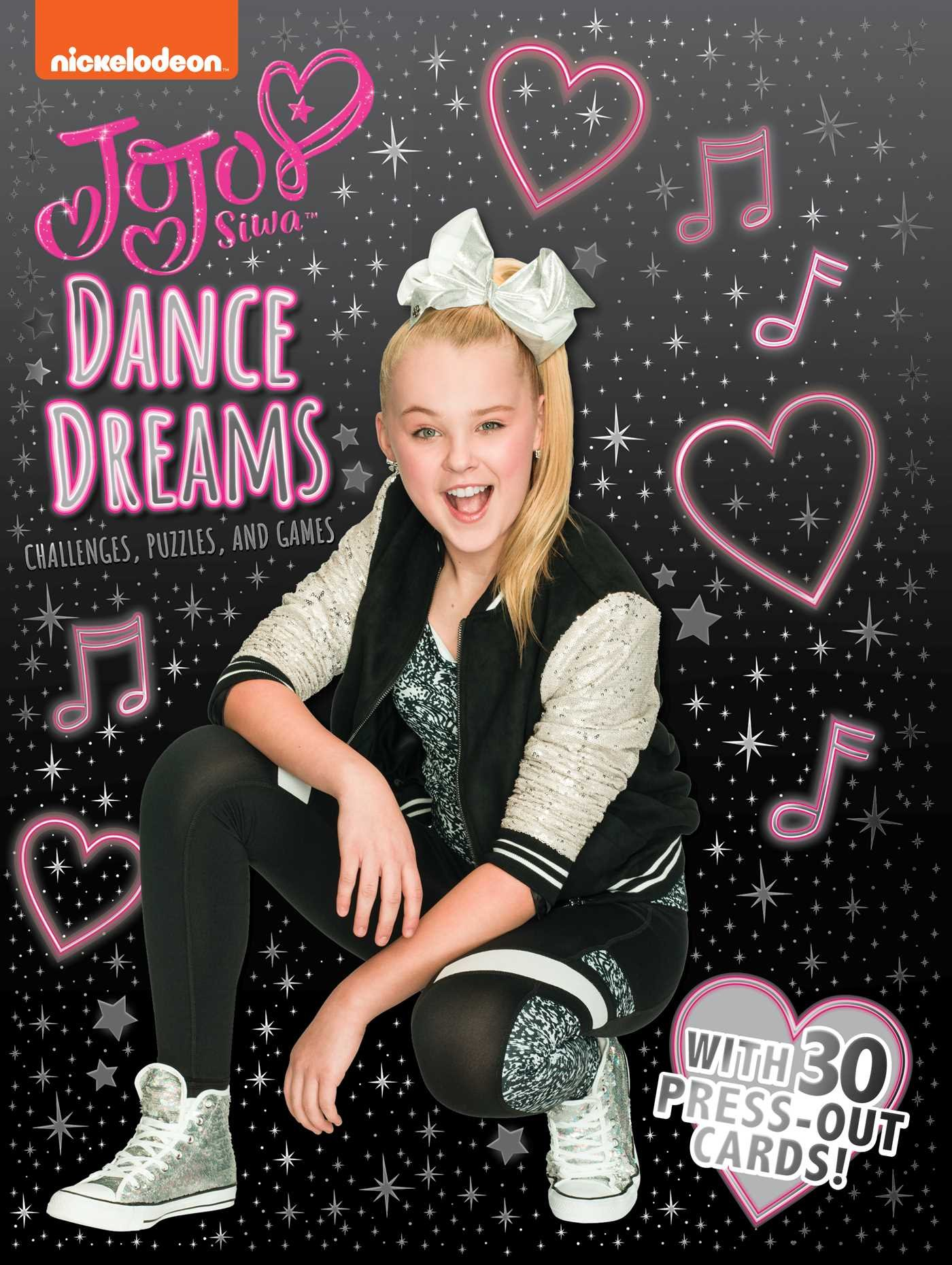 Dance Dreams: Challenges, Puzzles, and Games (JoJo Siwa)
