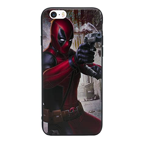 coque deadpool iphone 5
