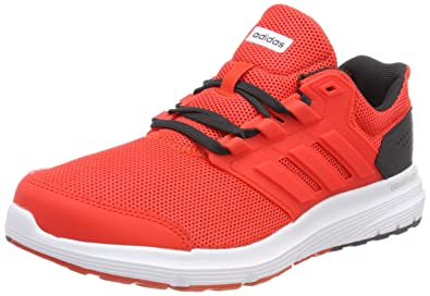 85633bb2a adidas Men Running Shoes Galaxy 4 Training Cloudfoam Trainers Gym New  CP8825 (US 8)