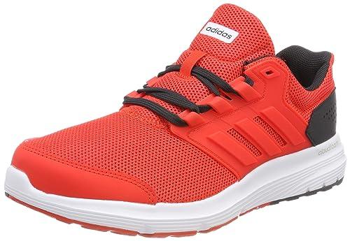 new arrival 54973 4235e adidas Galaxy 4 m, Zapatillas de Running para Hombre, Hi-Res RedCarbon 0,  42 23 EU Amazon.es Zapatos y complementos