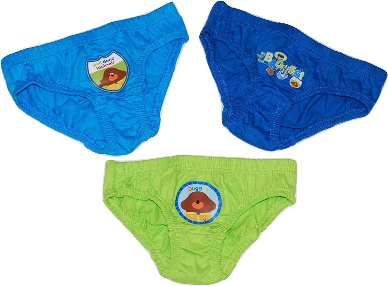 Boys Paw Patrol Pants Briefs 3 Pack 18-24 Months 2 3 4 5 Years