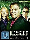 CSI: Crime Scene Investigation - Season 10.1 [3 DVDs]