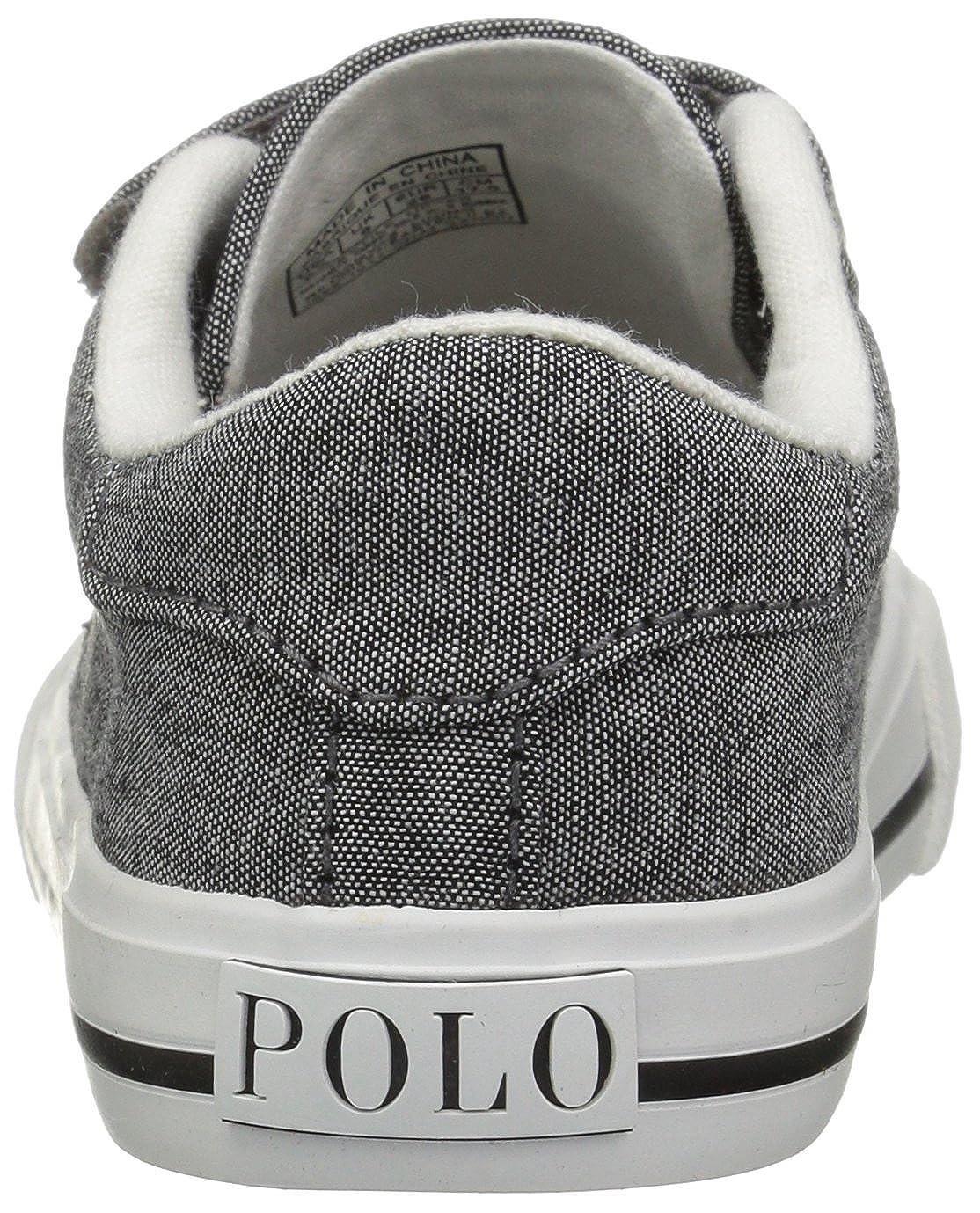 Polo Ralph Lauren Kids Girls Easton Ii Ez Sneaker