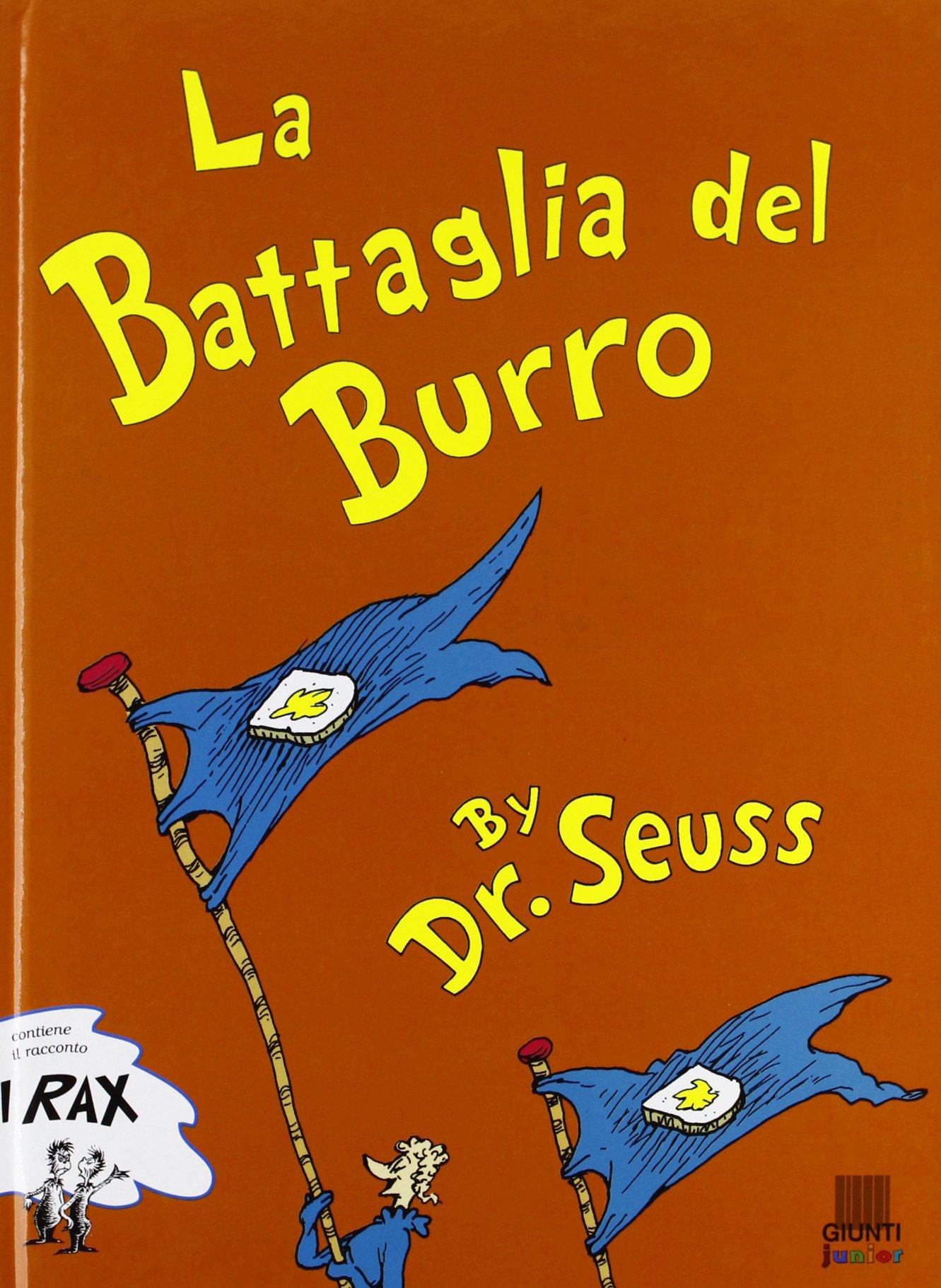 LA Battaglia Del Burro (Italian Edition) pdf