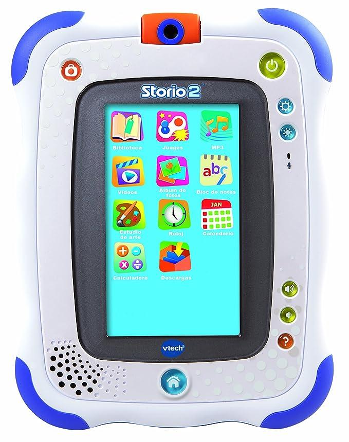 VTech - Tablet Storio 2 + Juego Rufus (80-136822)