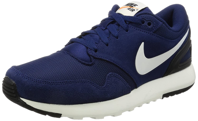 Nike Herren Air Vibenna Gymnastikschuhe, Black/Anthracite-Sail, Eu  45.5 EU|Blau (Binary Bluesailblack 400)