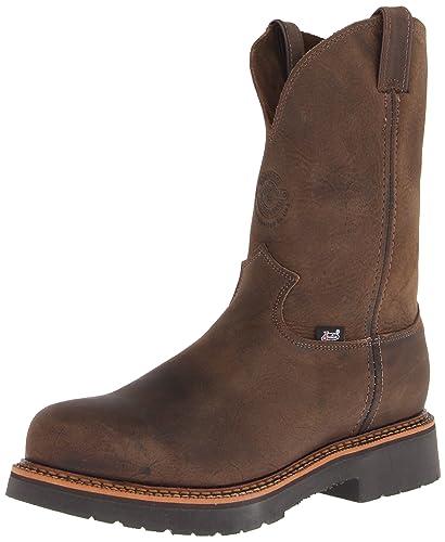0592f8810f7 Justin Original Work Boots Men's J-Max Steel-Toe Work Boot